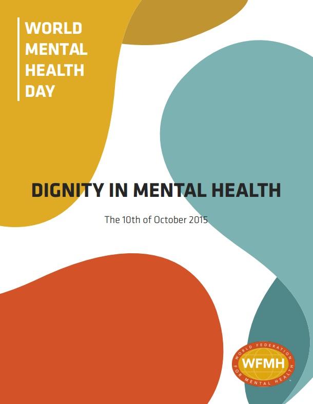Всемирная федерация психического здоровья разместила пакет документов с  информацией и дополнительными материалами, отражающими тему этого года. 41218055a66